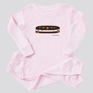 Oreo Toddler Pink Pajamas