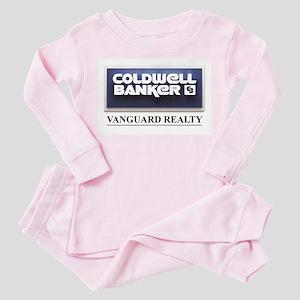 Coldwell Banker Vanguard Toddler Pink Pajamas
