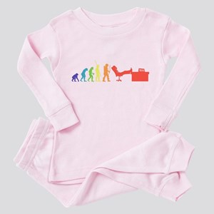 The Boss Toddler Pink Pajamas