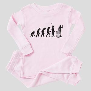 Brewer Toddler Pink Pajamas