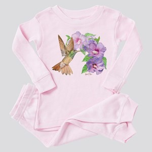 Buff Bellied Hummingbird Pajamas