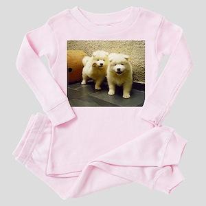 LS samoyed puppy Pajamas