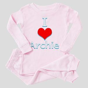 Toddler Pink Pajamas
