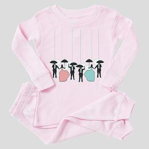 Life and Death Brigade Toddler Pink Pajamas