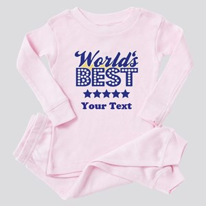 Customize Worlds Best Pajamas