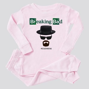 Breaking Bad Heisenberg Toddler Pink Pajamas