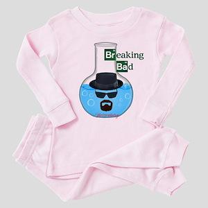Breaking Bad Heisenberg Sciene Flask Pajamas