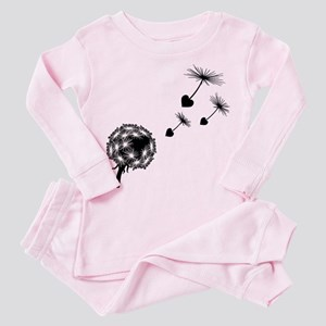 dandelion-love_bl2 Toddler Pink Pajamas