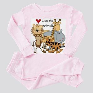 LOVETHEANIMALS Pajamas