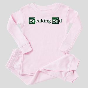 BREAKING BAD LOGO Toddler Pink Pajamas