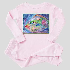 Tropical Fish! Colorful art! Pajamas