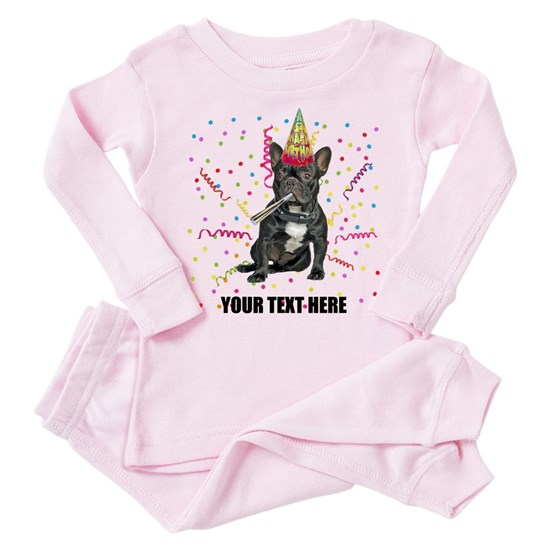 Custom French Bulldog Birthday