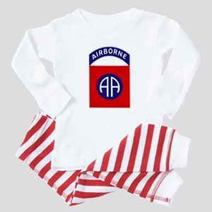 82nd Airborne Baby Pajamas