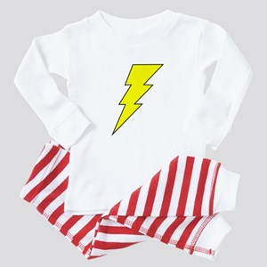 The Lightning Bolt 8 Shop Baby Pajamas
