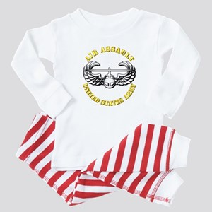 Emblem - Air Assault Baby Pajamas