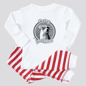 The Little Rascals: Petey The Dog Baby Pajamas