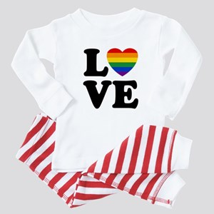 Gay Love Infant Bodysuit