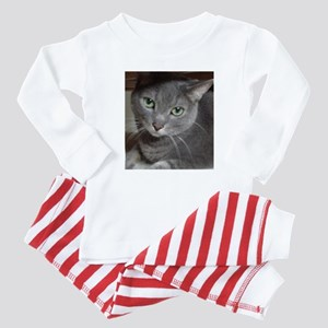 Russian Blue Cat Pajamas