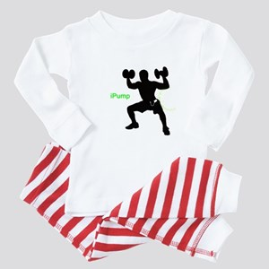 iPump (Mens) Baby Pajamas