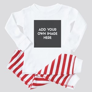 Add Your Own Image Baby Pajamas