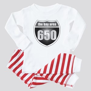 Interstate 650 Baby Pajamas