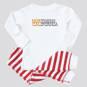 NORTHERN CALIFORNIA Baby Pajamas
