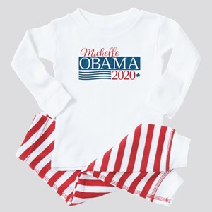 Michelle Obama 2020 Baby Pajamas