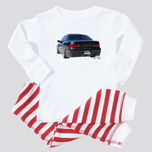 Gen 3 Coupe rear shot Baby Pajamas