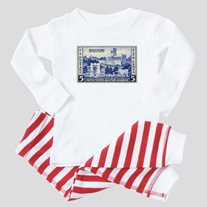 stamp9 Baby Pajamas