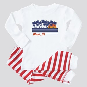 Maui Hawaii Baby Pajamas