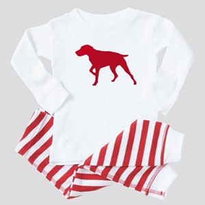 German Shorthaired Pointer Baby Pajamas