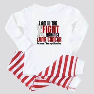 In The Fight 1 LC (Grandma) Baby Pajamas