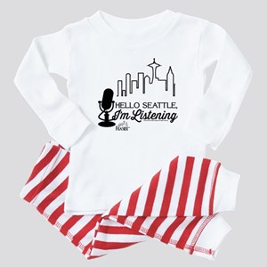 Frasier: Hello Seattle Baby Pajamas