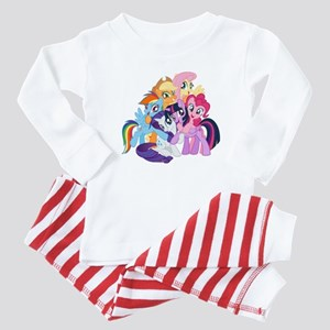 MLP Friends Baby Pajamas