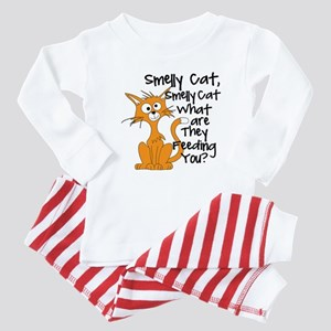 Smelly Cat Baby Pajamas