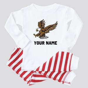 Bald Eagle Baby Pajamas