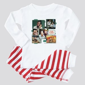 Andy Griffith Collage Baby Pajamas