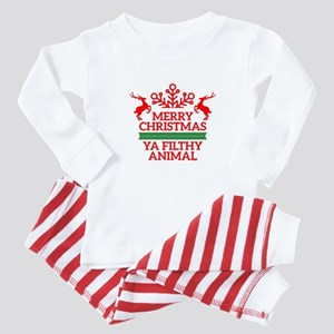 Christmas Baby Pajamas