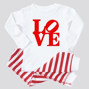 Love  Baby Pajamas