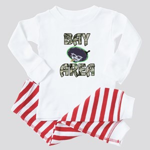 BAY AREA BIZZNESS Baby Pajamas