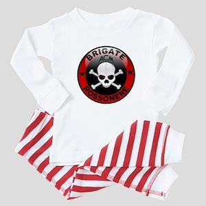 Ac Milan Baby Pajamas Cafepress