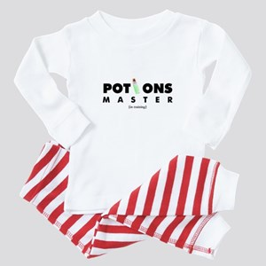Potions Master In Training Baby Pajamas