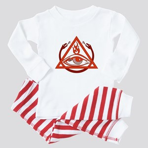 Order of the Triad Baby Pajamas