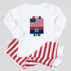 3ID USA - Baby Pajamas