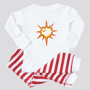 Total Eclipse of the Heart Baby Pajamas