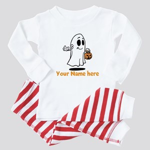 Personalized Halloween Baby Pajamas
