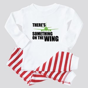 Something on the Wing Baby Pajamas