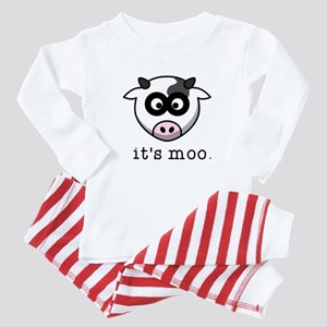 It's Moo Baby Pajamas