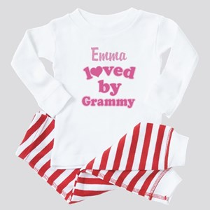 Personalized Grandchild gift from Grammy Baby Paja