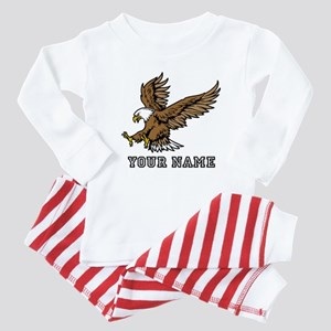 Bald Eagle (Custom) Baby Pajamas